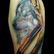 royal wolf tattoo wolf arm tattoo on tattoochief com