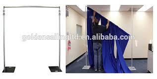 pipe and drape kits ceiling drape portable pipe and drape kits for decorations