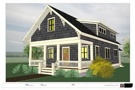 Small House Plans With Porch No 11 The Madrona U2014 Small House Catalog