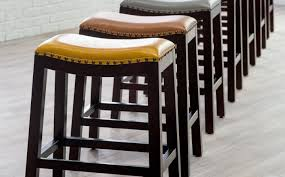 likable bar chairs tags log bar stools bar stool table leather