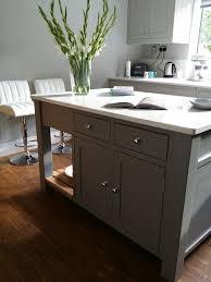 spray paint kitchen cabinets hertfordshire central island in moles breath with top kitchen