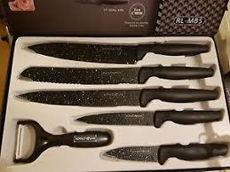 couteau cuisine ceramique couteaux de cuisine en inox lot de 6 tres afutes destokage design