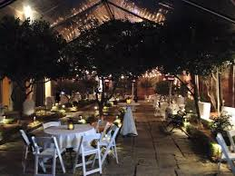 restaurant wedding reception ideas