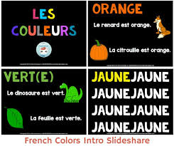 38 best couleurs images on pinterest colors french immersion