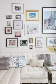 Home Design Center Lindsay This Nyc Apartment Is All About The Art Domino