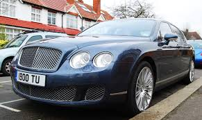 bentley flying spur 2 door bentley continental flying spur speed price modifications