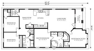 5 Bedroom Mobile Homes Floor Plans Trendy Inspiration Ideas 5 Bedroom Modular House Plans 10