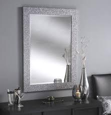 bathroom cabinets silver framed bathroom mirror antique silver