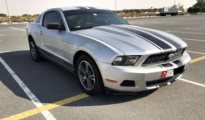used ford mustang 2010 ford mustang 2010 v6 with leather seats ford used cars in uae