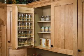 Wall Mount Spice Cabinet With Doors Wall Cabinet Door Spice Rack Kitchens Pinterest Door Spice
