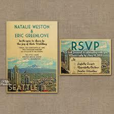 seattle skyline wedding invitations vtw nifty printables