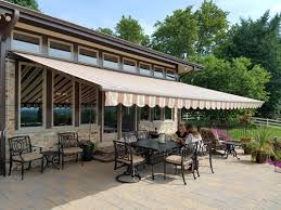Motor For Retractable Awning Craft Built Retractable Awnings Sunbeam Window And Door Company