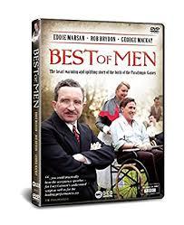 the best dvd the best of men dvd co uk eddie marsan rob bryden
