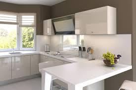 Backsplash With White Kitchen Cabinets - cute white kitchen design with cabinets and subway tiles
