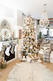 tree branch decorations in the home 10 tips on how to decorate a christmas tree rustic glam farmhouse
