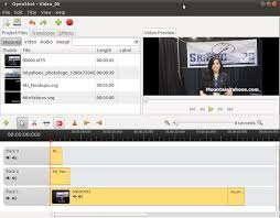 tutorial video editing linux video editor openshot png
