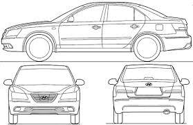 hyundai sonata length the blueprints com blueprints cars hyundai hyundai sonata