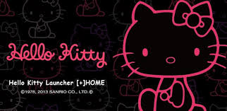 hello kitty themes for xperia c free hello kitty theme comes to home on google play