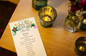 jewish wedding program 101 how to create a ceremony program