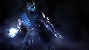 wallpaper mortal kombat x sub zero art hd picture image