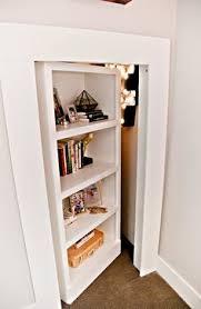 how to make a bookcase that u0027s also a secret door attic doors
