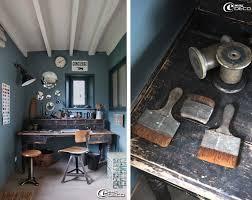 bureau style atelier coin bureau dans un style atelier bureau napoléon iii chaise