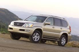 lexus sports car 2003 2003 lexus gx470 fuel infection
