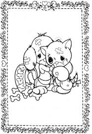 482 coloring 4 kids precious moments images