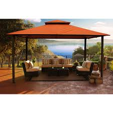 Replacement Canopy by Garden Gazebo Replacement Cover With Alluring Gazebo Covers With