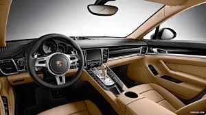 2015 Porsche Panamera Special Edition Interior Hd Wallpaper 3