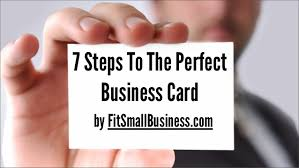 Budget Business Cards 7 Steps To Getting The Perfect Business Card On Any Budget