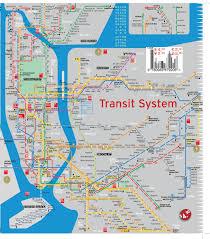 Mta Map Mta Info Mta Subway Map Noticeable Manhattan With Streets Ambear Me