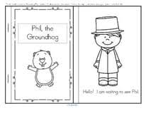 groundhog day theme activities and printables for preschool and