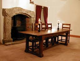 refectory table for dining room home furniture and decor