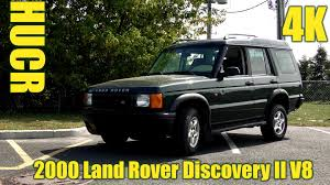 2000 land rover mpg 2000 land rover discovery ii v8 hucr youtube