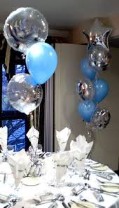blue and white table ls blue and white graduation decorations decoratons in blue and white