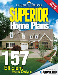 Don Gardner Floor Plans by Dream House Plans On A Superior Foundation Houseplansblog
