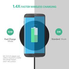 ugreen qi fast charger qi wireless charging pad quick amazon co