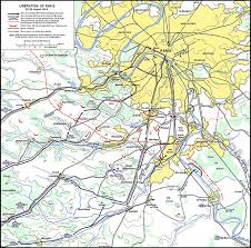 Europe Map During Ww2 by Hyperwar Us Army In Wwii Breakout And Pursuit