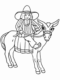 coloring page cowboy coloring pages 20 clip art library