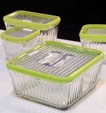 Food Storage Glass Containers Robust Glass Food Storage Set Oxo Good Grips Snap Rectangular