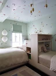 blue and tan shared kids bedroom contemporary u0027s room
