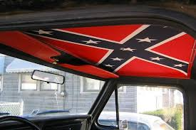 Do It Yourself Car Upholstery Diy Confederate Flag Truck Headliners