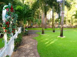 artificial grass groveland florida landscape rock front yard