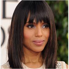 weave hairstyles with bangs for women women medium haircut