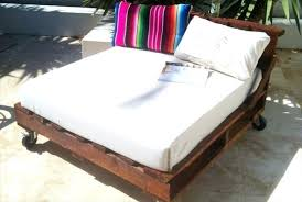 16 pallet daybed and new trend wooden outdoor daybed outdoor