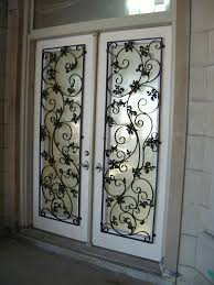 Door Design In Wood Wood Iron Entry Doors Idea Trends In Modern Iron Entry Doors