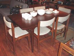 Teak Dining Room Table And Chairs Dining Room Top Dining Room Best - Danish teak dining room table and chairs