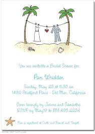 honeymoon bridal shower wedding shower invite wording zoolook me
