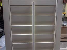 Cordless Window Blinds Lowes Furniture Amazing Cordless Faux Wood Blinds Lowes Motorized
